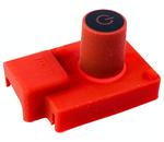 Botão (ON-OFF) para máquina DeLonghi Nespresso Essenza EN90.GY - WI1081