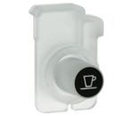 Botão direito (café longo) para máquina Krups Nespresso Essenza - MS0039153