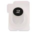 Botão esquerdo (café curto) para máquina Krups Nespresso Essenza - MS0043060