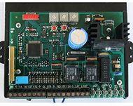 PLACA ELECTRONICA PARA AUTOMATISMOPrastel UNIK1E para 1 motor 12/24 VDC