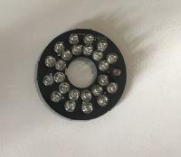 Placa para montagem de câmera infravermelha 24 LED Q011004B1