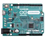 Microcontrolador Arduino Leonardo (Com headers) - Arduino