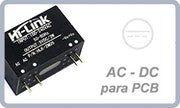 AC->DC p/ PCB