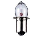Lâmpada miniatura  P13.5 -  7.2V 0.55A