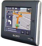 GPS  Sony NV-U51 - Navegador GPS  - PARTS