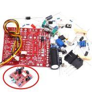 KIT  PCB  0-30v 2ma-3a ajustável dc fonte de alimentação de laboratório de energia