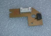 PLACA  ELECTRONICA  PCB    DV34  COM INTERRUPTOR  DE FIM DE CURSO