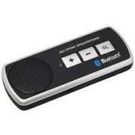Bluetooth no alto-falante do carro, telefone multiponto, kit mãos livres para carro