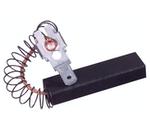 Escova para motor 6.3x10x37mm com mola (2 unidades)