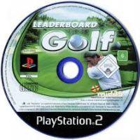 JOGO Leaderboard Golf para Playstation 2 PS2