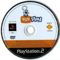 JOGO EYETOY PLAY para Playstation 2 PS2 -EYE TOYPLAY