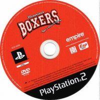 JOGO  VICTORIOUS BOXERS para Playstation 2 PS2