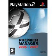 PS2 PREMIER MANAGER 2006-2007
