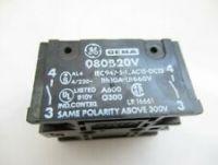 Bloco de contato 080B20V   da General Electric 2NO
