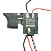 Interruptor para Parafusadeiras a bateria ZT02 20A 24Vdc - used