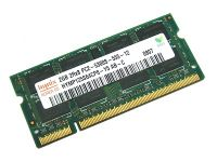 MEMORIA RAM Hynix HYMP125S64CP8-Y5 2GB PC2-5300S-555-12 2Rx8 667 MHz   notebook de 200 pinos SODIMM CL5 1.8V DDR2