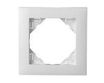 Espelho simples branco - Efapel 90910 TBR, série LOGUS90