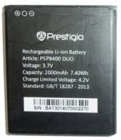BATERIA GSM PRESTIGIO PSP8400 DUO 2000mAh 3.7V