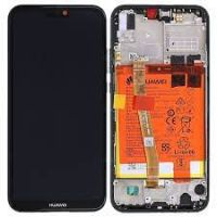 Touch+Display Com Frame Huawei P20 Lite Preto